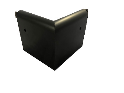 Gutter Drip EPDM Rubber Roofing Edge Trim For Flat Roofs - External Corner • 4£