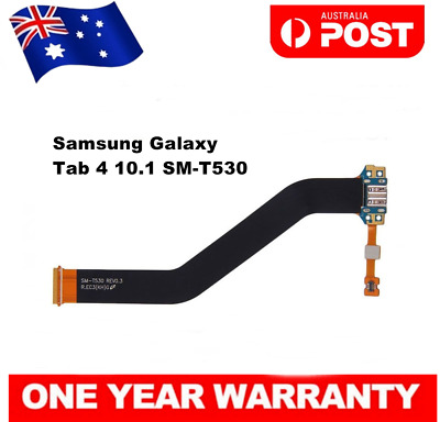 AU11.90 • Buy For Samsung Galaxy Tab 4 10.1 SM-T530 Charging Port Dock USB Connector Cable