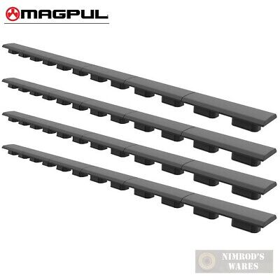$34.24 • Buy MAGPUL M-LOK Rail Cover Type 1 TWO (2) X 9.5  Covers GRAY
