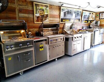$1800 • Buy Outdoor Kitchen Frames Sell And Delivery Only In Florida State.