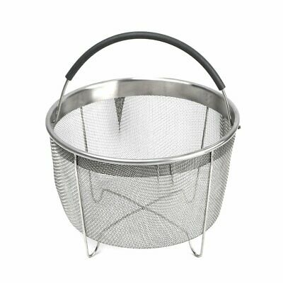 $16.99 • Buy Instant Pot Accessories 6 Quart Steamer Baskets Pressure Cooker Stainless Steel
