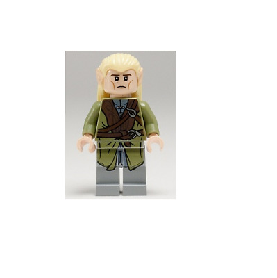 £21.27 • Buy NEW LEGO Legolas FROM SET 9473 THE LORD OF THE RINGS (lor015)