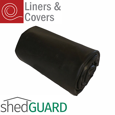 ShedGUARD Heavy Duty EPDM Rubber Shed Roofing Sheet Material   Felt Alternative • 220.49£
