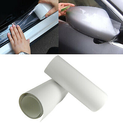 $12.90 • Buy Clear Door Sill Edge Paint Protect Vinyl Cover Film Sheet Anti Scratch Sticker