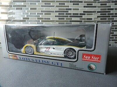 $ CDN75 • Buy 1/18 Sun Star (1071) Lotus Elise GT1 #23 Boldrini And Martini