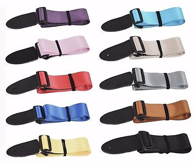 Guitar Strap Ideal For Children Kids CRAZY CLEARANCE SALE Quality Adjustable S-L • 4.99£