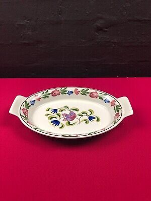 Portmeirion Welsh Dresser Handled Oval Vegetable Serving Dish 12.75  X 8.5  (5) • 24.99£