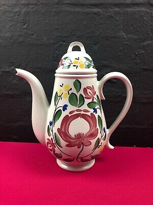 Portmeirion Welsh Dresser 10.5  High Large Coffee Pot • 16.99£