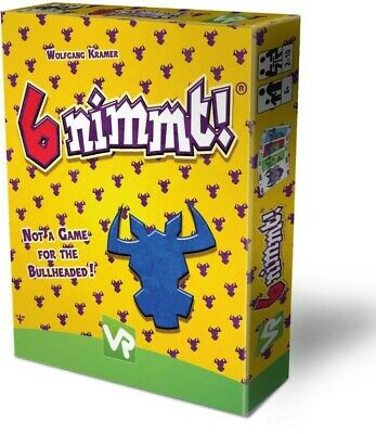 AU19.99 • Buy NEW 6 Nimmt From Mr Toys