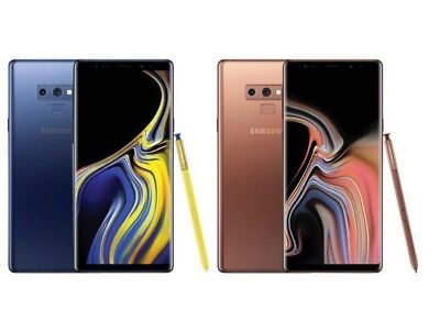 $ CDN649.62 • Buy New Other Samsung Galaxy Note 9 N960U GSM Unlocked T-Mobile Verizon 128GB 512GB