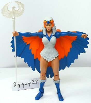 $145 • Buy MOTUC, Sorceress, Near Complete, Figure, Masters Of The Universe Classics Staff