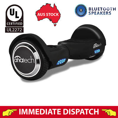 AU269 • Buy AHATECH Segway Smart Self Balancing Scooter Hoverboard Electric Hover Board FREE