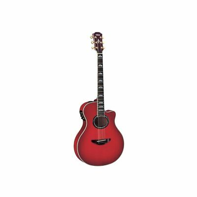 Yamaha APX900 Electric Acoustic Guitar IN Crimson Red Burst   Showroom Model   • 701.20£