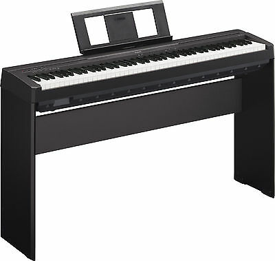 Yamaha P-45 Digital Piano Bundle With L-85 Stand • 579.17£