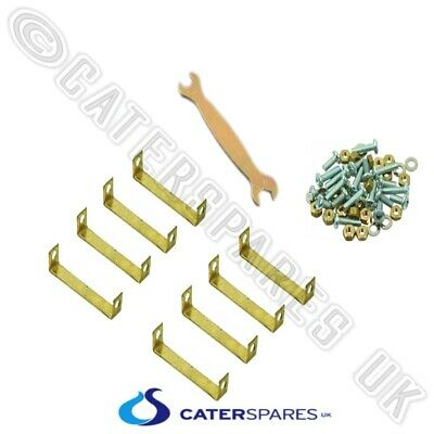 Dualit Toaster Repair Spare & Parts Brass Links Spanner And Nut & Bolt Set Kit • 13.99£