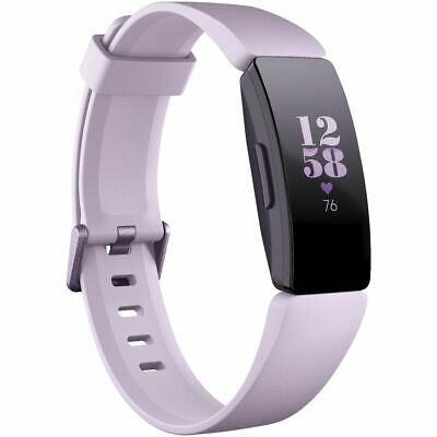 AU178 • Buy Fitbit Inspire HR Fitness Tracker Lilac