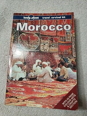 £4.35 • Buy Morocco : A Travel Survival Kit ~ Lonely Planet