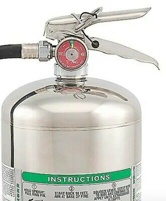 $9.77 • Buy FIRE EXTINGUISHER REPLACEMENT HOSE & NOZZLE ABC/BC Power WOW!!! WHAT A DEAL