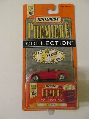 $5.99 • Buy Matchbox Premiere Collection (World Class) - BMW Z3 - Sealed