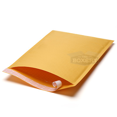$8.50 • Buy Kraft Bubble Mailers Padded Shipping Protection Envelopes Bubble - The Boxery