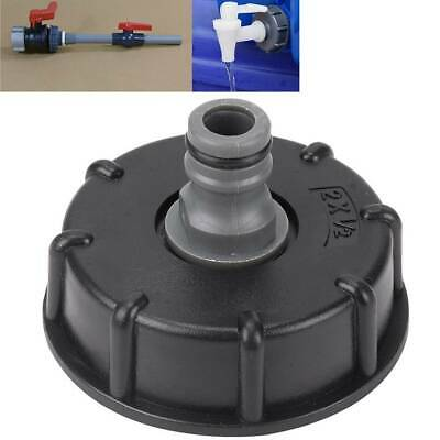 Garden IBC Adapter Connector Hose Lock Water Pipe Tap Storage Tank Fitting Part  • 5.99£