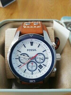 View Details Fossil Men's Chronograph Watch Worn Once  • 42.00£