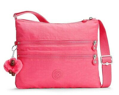 Kipling ALVAR Shoulder Bag Across Body - City Pink • 66.60£