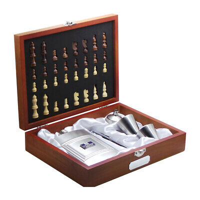 HM Prison Service  Personalised  Engraved  Luxury Gift Set In Wooden Case HMP  • 44.95£