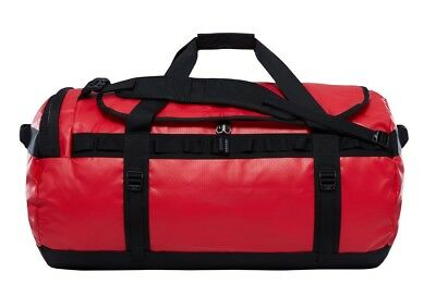 Duffle Backpack THE NORTH FACE Base Camp Duffel L Red • 108£