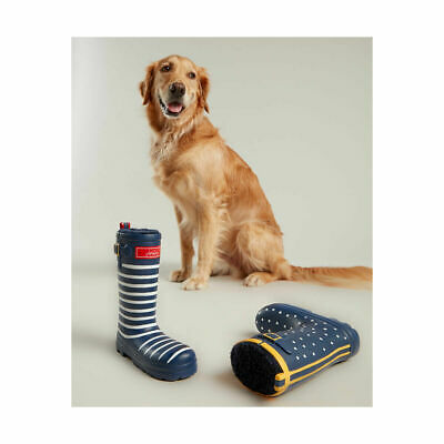 £10.99 • Buy Joules Rubber Welly Dog Toy With Squeaker - Squeaky Dog Toys