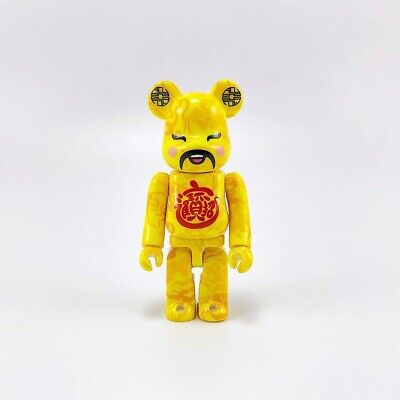 $199.99 • Buy ACU God Of Fortune Bearbrick 100% Gold Wealth Series 35 S35 Be@rbrick Secret