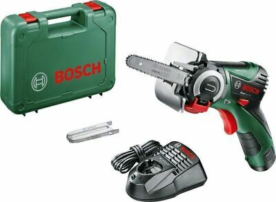 View Details  Mini Chainsaw Bosch  EasyCut 12v Cordless Mini Chainsaw  In Case NEW • 90.00£