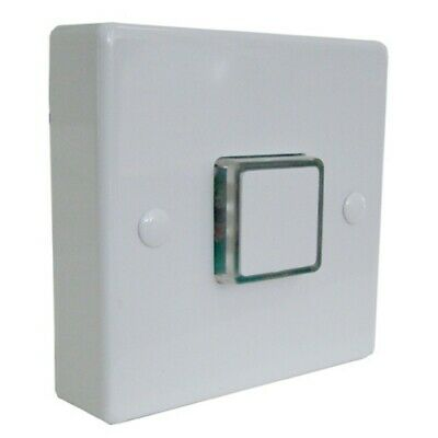£16.78 • Buy Electronic LED Time Delay Switch Time Lag Energy Saving Light Switch Pel00586