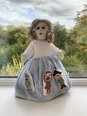 £14.90 • Buy Topsy Turvy Doll, Reversible Doll - The Wizard Of Oz