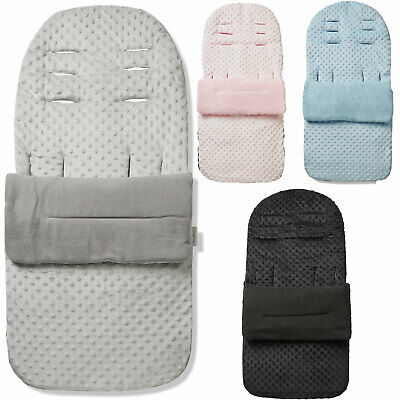 Dimple Pushchair Footmuff / Cosy Toes Compatible With Icandy • 19.99£