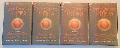$269.95 • Buy Edgar Rice Burroughs, John Carter Of Mars, Classic SF Series, Leonar, Barsoom