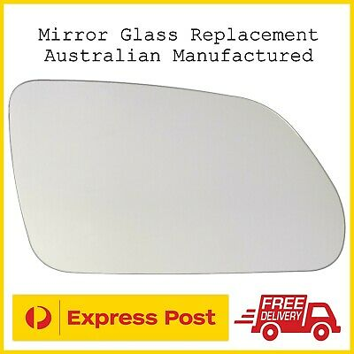 AU29.95 • Buy Volkswagen Polo MK4 9N 2005-2010 Right Drivers Side Mirror Glass Replacement