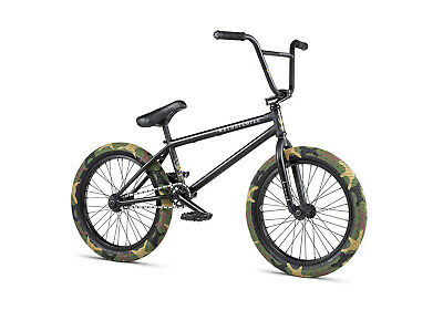 AU899.95 • Buy WeThePeople BMX Bike - 'Justice' - 20.75 TT - NEW 2020 - Matte Black