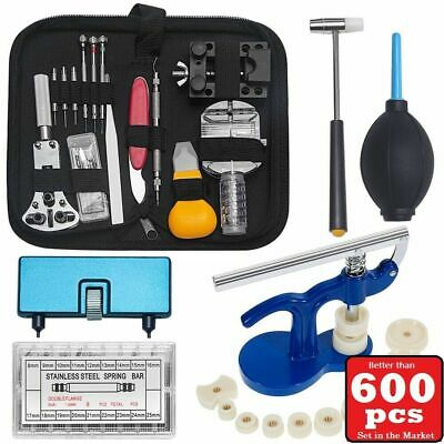 $ CDN35.26 • Buy 600 PCS Watch Repair Tool Kit Watchmaker Strap Pin Battery Cover Bracelet T7