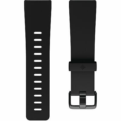 $ CDN19.42 • Buy Genuine Fitbit Versa BAND ONLY Classic Black Large Small