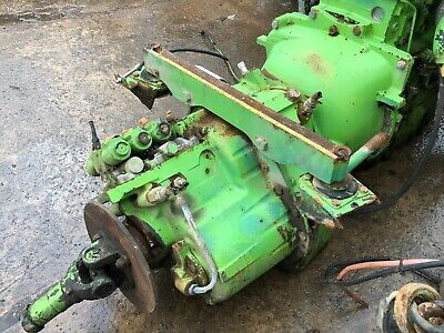 £1200 • Buy JCB GEARBOX TAKEN FROM A 4 CYLINDER PERKINS ENGINE Price Inc Vat