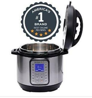 $135 • Buy Instant Pot DUO Plus 6qt 9-in-1 Multi- Use Programmable Slow Cooker