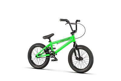 AU599 • Buy Radio BMX Bike - 'Dice 16' - 16 TT - NEW 2020 - Neon Green