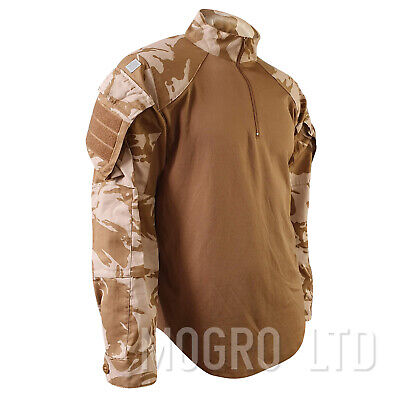 Genuine British Army Desert DPM UBACS Under Body Armour Combat Shirt Coolmax • 16.95£