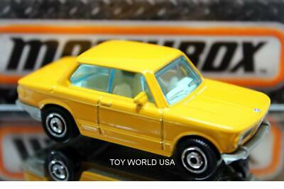 $1.85 • Buy 2019 Matchbox #7 MBX Road Trip '69 BMW 2002