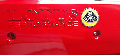 $ CDN16.92 • Buy Lotus Aluminum  Badge Emblem For Valve Cover Elise Exige Evora