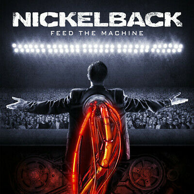 Nickelback - Feed The Machine CD NEW • 15.81£