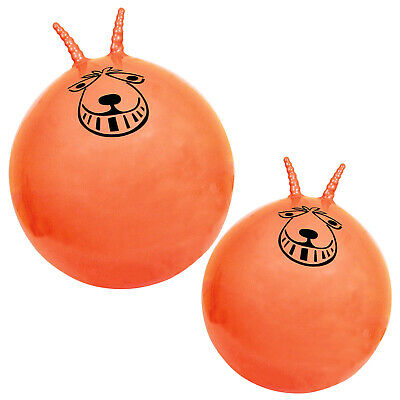 Retro Space Hopperlarge Ball Adult Kids Exercise Toy 60cm / 80cm Play Game • 13.99£