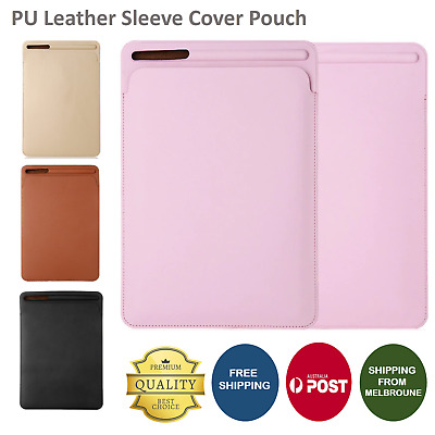 "AU11.96 • Buy For IPad Sleeve Slim Case Cover Pouch Bag For Apple IPad Pro 9.7"" 10.5"" Luxury"