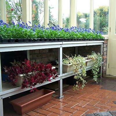 Greenhouse Commercial Bench Two Tier • 591.87£